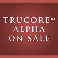 Anniversary Flooring Sale    TRUCORE ™ Alpha On Sale!  DIY Special $2.79 sq. ft.   5G Locking.  Easy to Install and a Lifetime Residential Warranty.    The TRUCORE ™ Alpha Collection is engineered to perform! This collection can take on soils, stains and traffic from active families and pets.